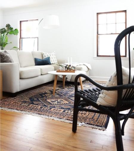 Así vive una DIY blogger: en casa de Francoise et moi