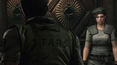 Resident Evil HD Remaster nos muestra algunas imágenes comparativas