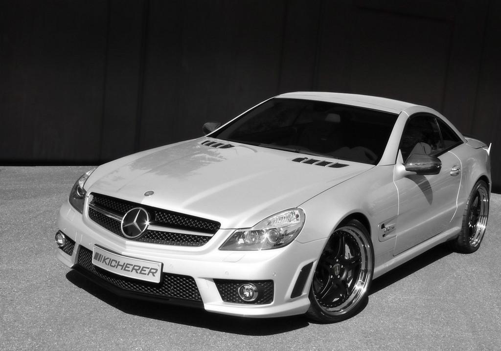 Foto de Kicherer Mercedes-Benz SL 63 Evo (1/13)