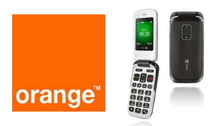 Orange lanza Doro PhoneEasy 610, otro teléfono para personas mayores