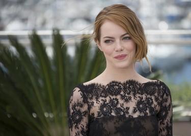 Que se pare el mundo: Emma Stone llega a Cannes y lo hace de Oscar de la Renta