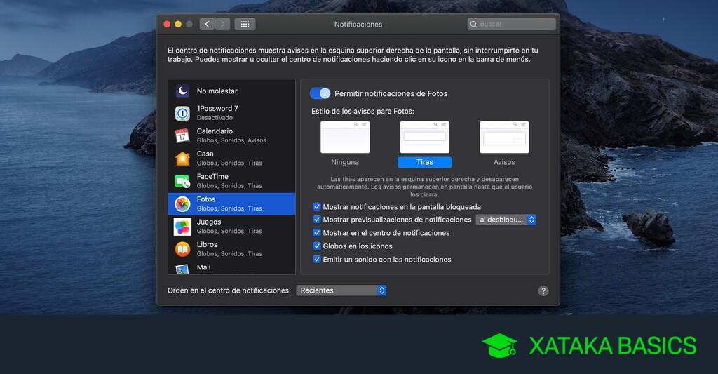 Notificaciones de macOS: guía completa para personalizarlas y adaptarlas a tus gustos y necesidades