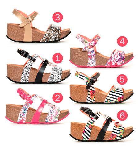 Super Week en eBay: dale la bienvenida a la primavera con estas sandalias Desigual Bio9 por 29,90 euros y envío gratis