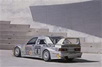 Estos son los cuatro coches con los que Mercedes-Benz ha corrido en el DTM/ITC