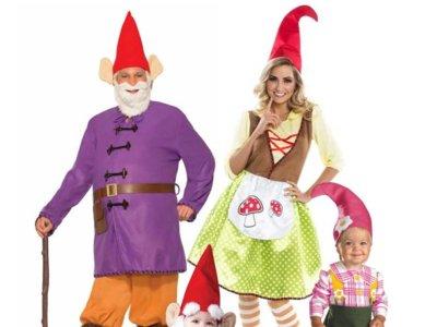Once disfraces DIY para niños inspirados en cuentos