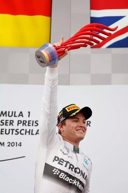 Gran Premio de Alemania: Rosberg amplía su ventaja
