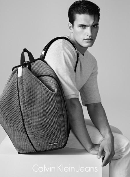 Matthew Terry Calvin Klein Jeans Ss15 Adv 001