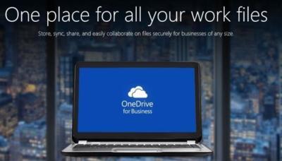 Microsoft mejora OneDrive para empresas: de 25GB a 1TB por usuario
