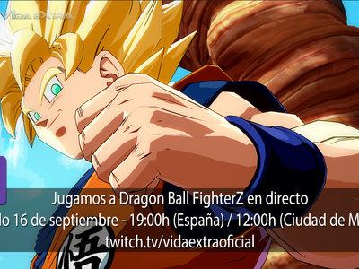 Jugamos en directo a Dragon Ball FighterZ a las 19:00h (las 12:00h en Ciudad de México) [Finalizado]