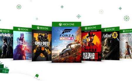 Las rebajas de Navidad de Xbox One ya están aquí y te hemos seleccionado las mejores ofertas