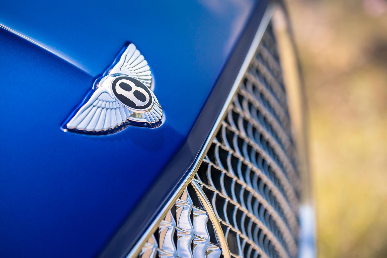 Foto de Bentley Continental GT 2018 (16/36)