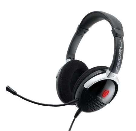 Saitek Cyborg 5.1, auriculares con surround