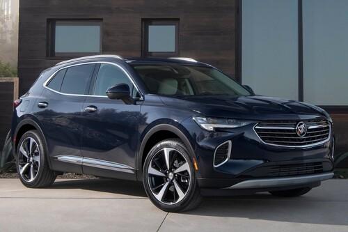 Buick Envision 2021: Precios, versiones y equipamiento en México