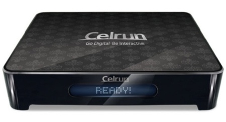 Celrun TV, completo centro multimedia