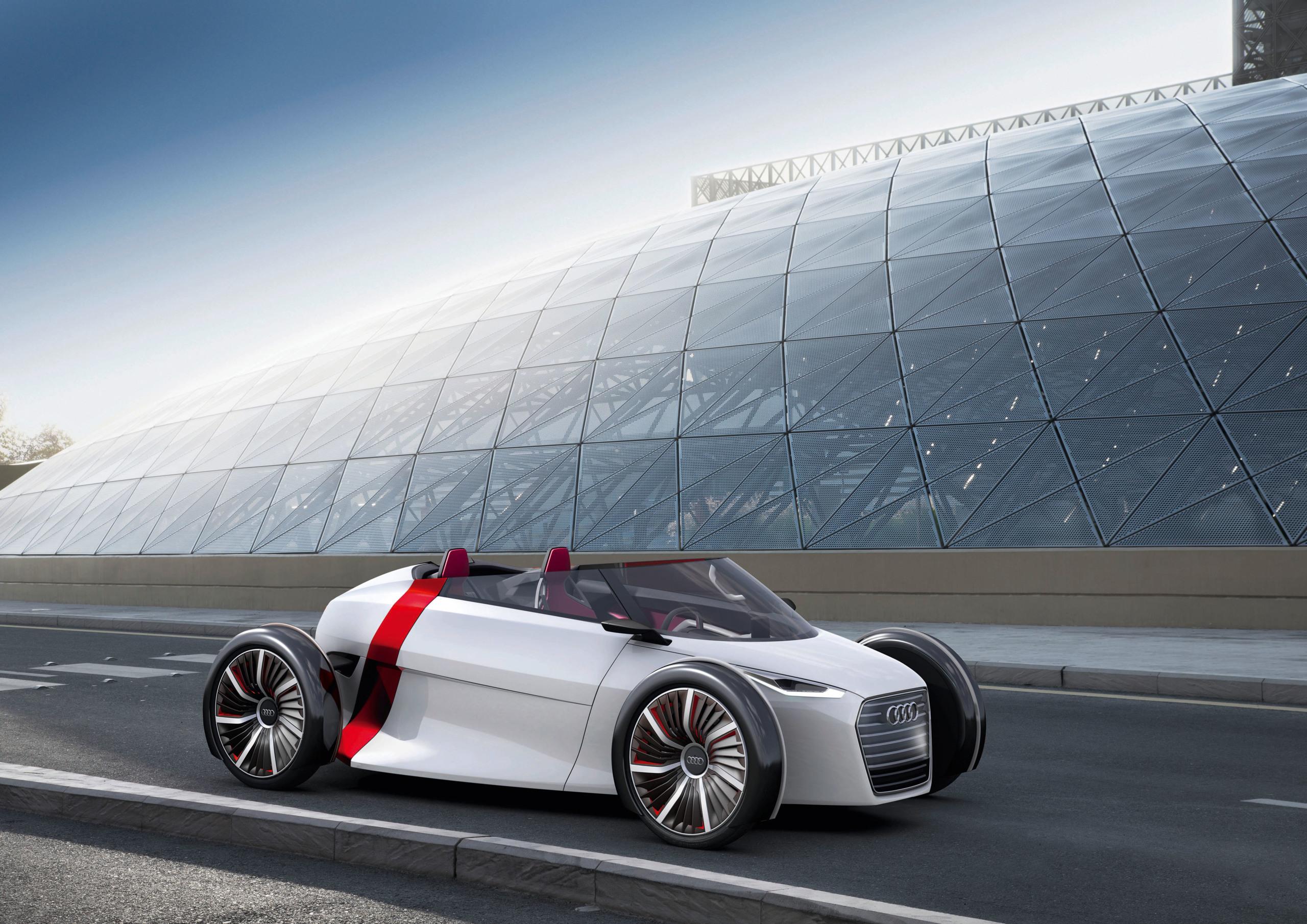 Foto de Audi Urban Concept (11/17)