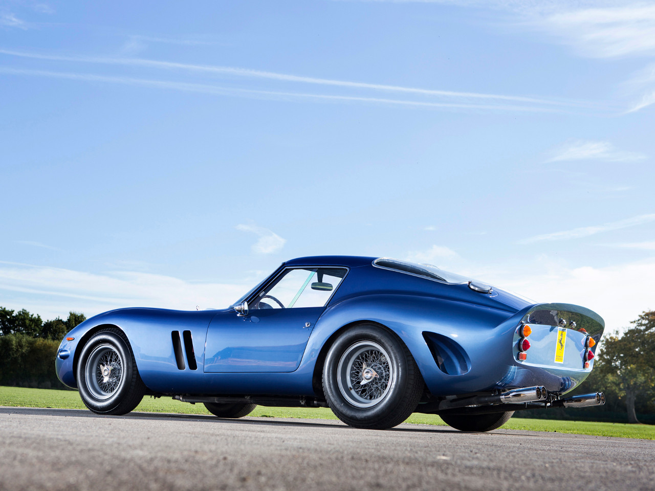 Foto de Ferrari 250 GTO (17/30)