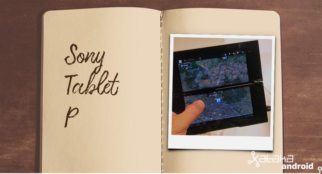 Móviles con los que flipaste en su día: Sony® Tablet P