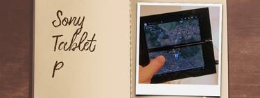 Móviles con los que flipaste en su día: Sony Tablet P