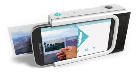 Prynt: ¿y si las Polaroid volvieran en forma de funda para el móvil?