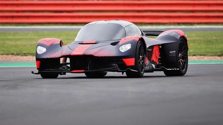 Aston Martin Valkyrie Wec