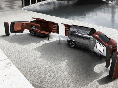 Foodtruck Peugeot: la herencia de estar 200 años moliendo sal y pimienta