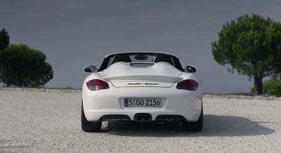 ¿Sabías que hubo un Porsche Boxster con el que no recomendaban pasar de 200 km/h?