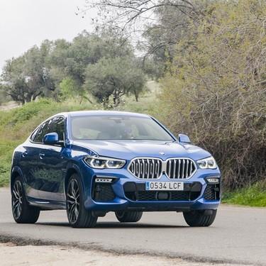 Probamos el BMW X6: el SUV coupé original se vuelve aún más grande, lujoso y brillante