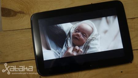 pantalla y rendimiento Nexus 10