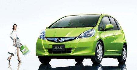 Honda Fit Hybrid (JDM)