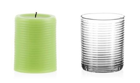 Clásicos del diseño finlandés convertidos en velas