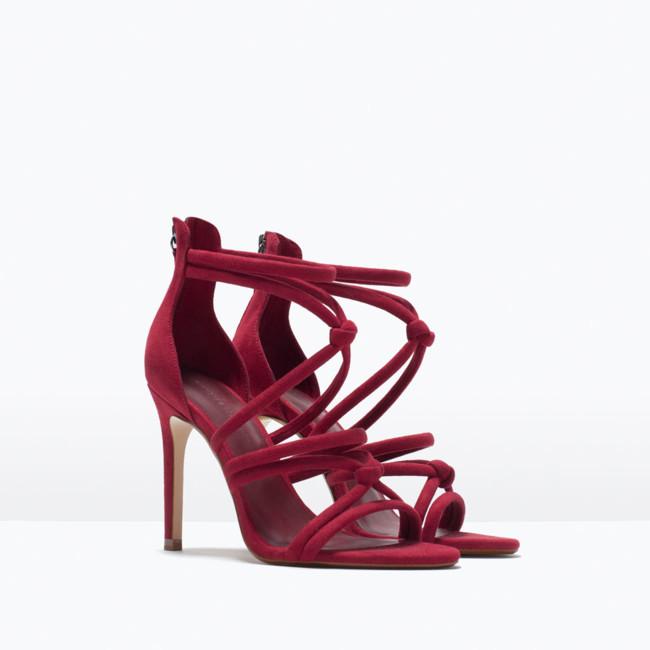 Sandalias Zara Nueva Coleccion Otono Invierno 2015 2016 4
