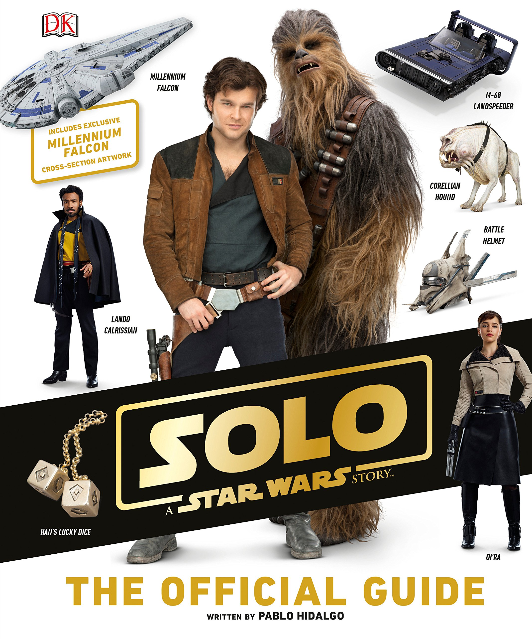 Solo: A Star Wars Story the Official Guide (Inglés) Pasta dura