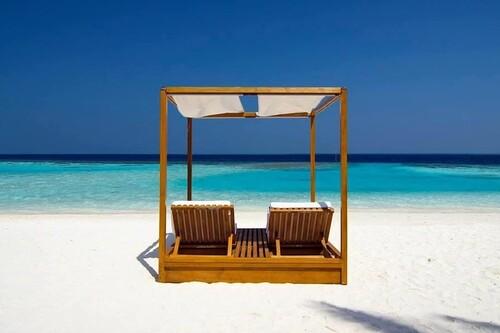 Uno de mis viajes pendientes, ¿vale la pena estar encerrado unos días en el paraíso en Maldivas?