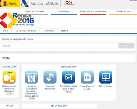 Este año, la declaración se podrá presentar por móvil y en un solo click con la nueva aplicación de la Agencia Tributaria
