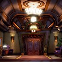 Localización de los botones del ascensor en Luigi's Mansion 3