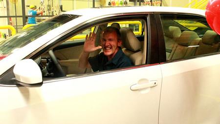 Un empleado de Toyota gana un Camry muy especial