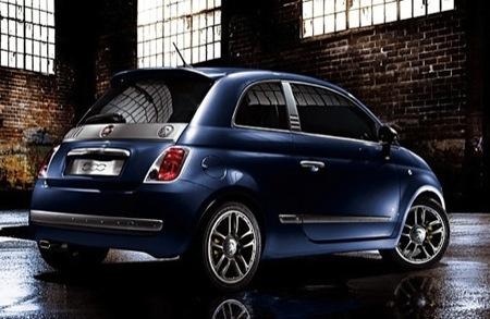 Fiat 500 by Diesel 2010