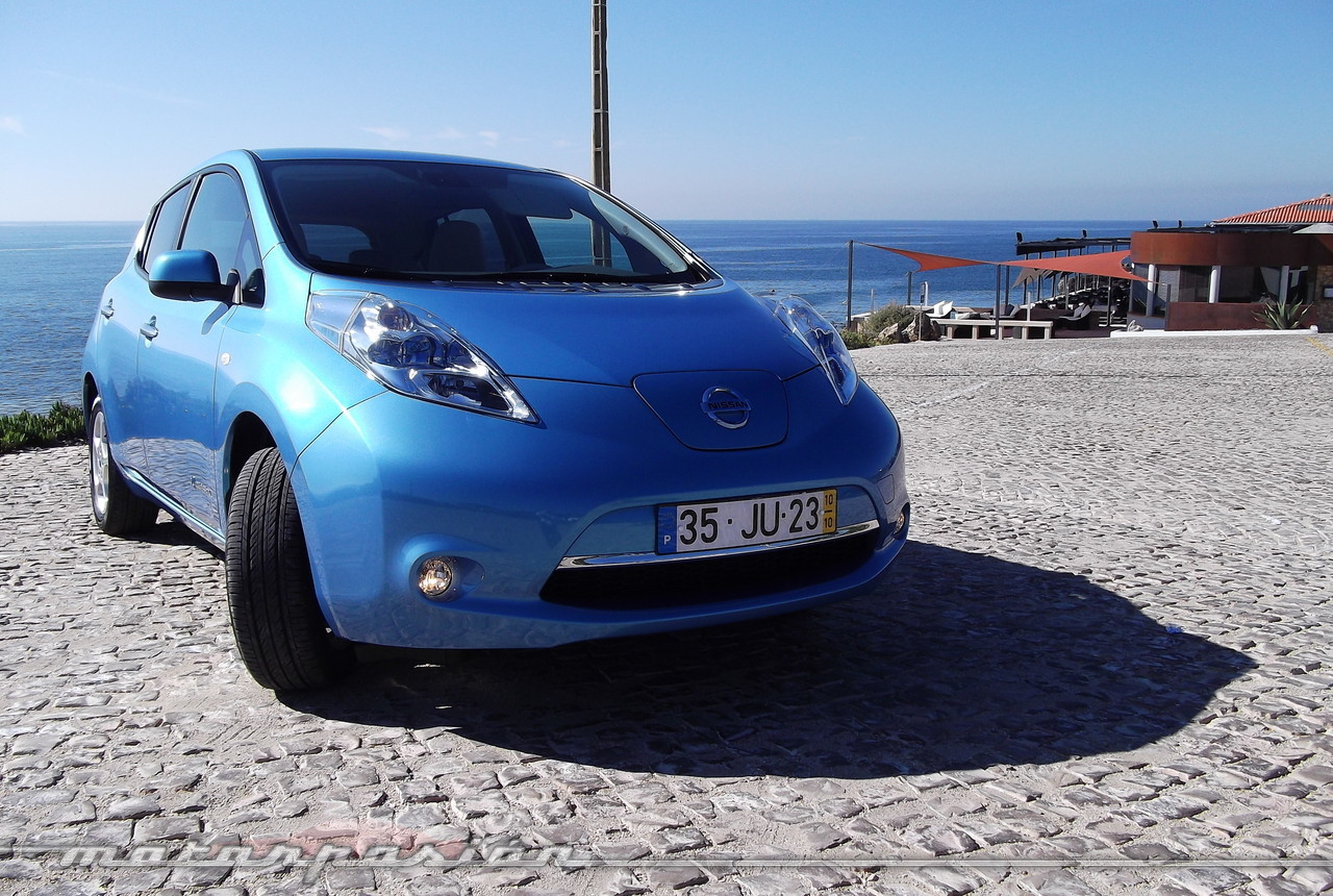 Foto de Nissan Leaf (presentación) (18/58)