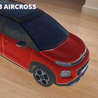 Ya puedes conducir un coche (y configurarlo) en el salón de casa gracias a esta app de realidad virtual de Citroën