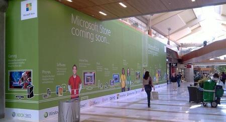 Microsoft anuncia sus seis primeras tiendas del 2013