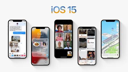 Nuevo iOS 15: fecha de salida, características, modelos compatibles y todas las novedades