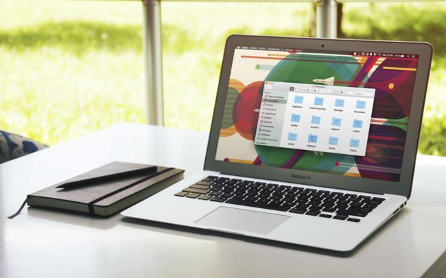 Macbook Air Finder
