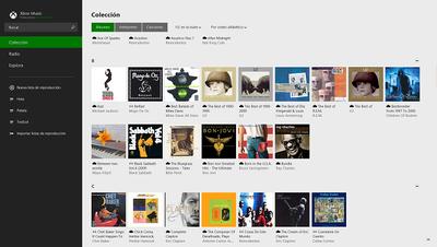 Xbox Music, análisis a fondo