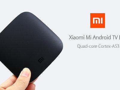 Xiaomi Mi Android TV, versión internacional, por 72,44 euros y envío gratis