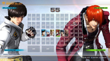 Los 50 personajes de The King of Fighters XIV estarán disponibles desde el comienzo