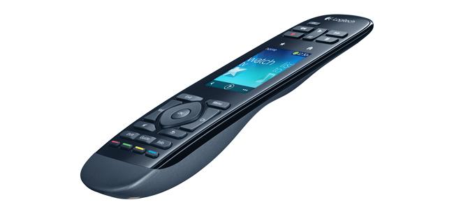 Logitech Harmony Touch, un mando a distancia para controlarlos a todos