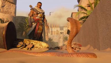 Assassin's Creed Origins:  Ubisoft muestra su visión del Antiguo Egipto en un nuevo tráiler  [GC 2017]