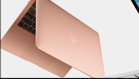 Nueva MacBook Air 2018, estos son sus precios en México