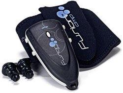 Fusion DMP, MP3 para debajo del agua