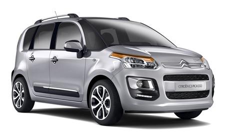 Citroën C3 Picasso, versión renovada ya a la venta